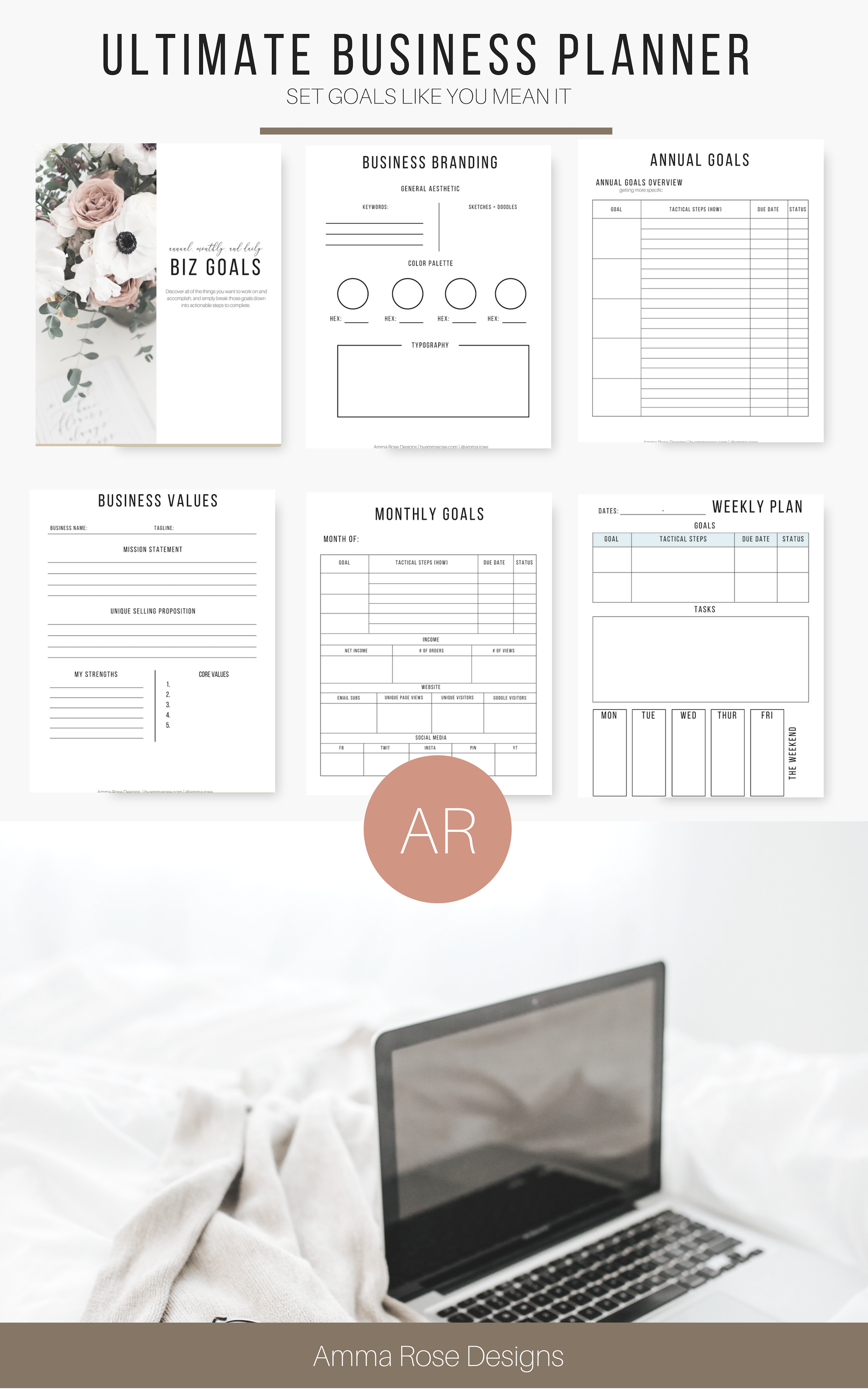 small business planner