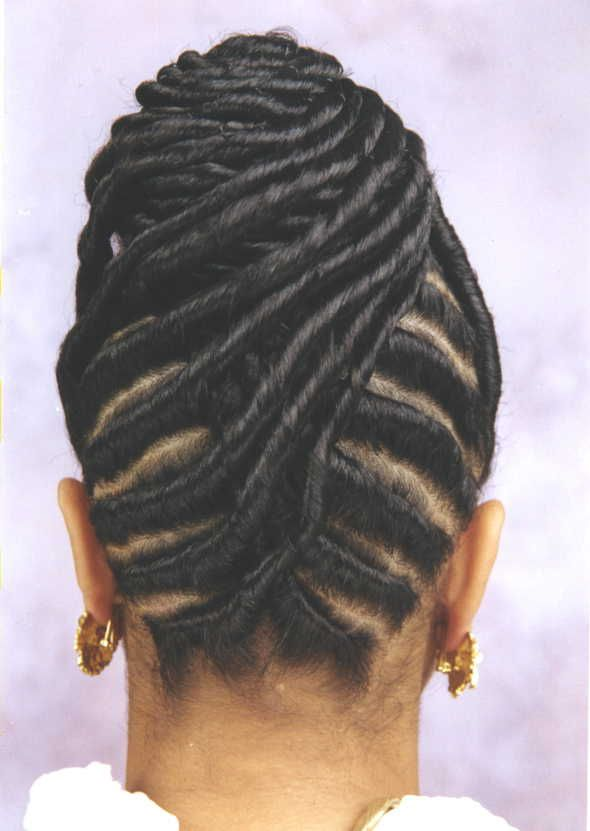 Terrific 1000 Images About Braids On Pinterest Black Braided Hairstyles Short Hairstyles For Black Women Fulllsitofus