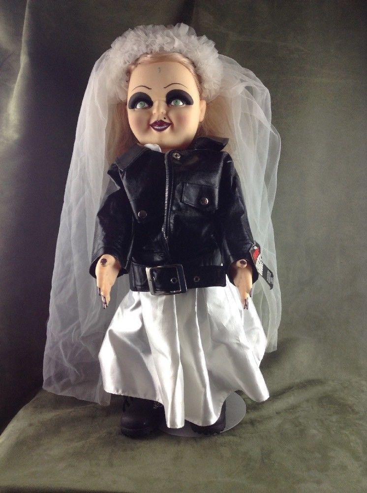 Vintage 24 Bride Of Chucky Doll Tiffany Child S Play Good