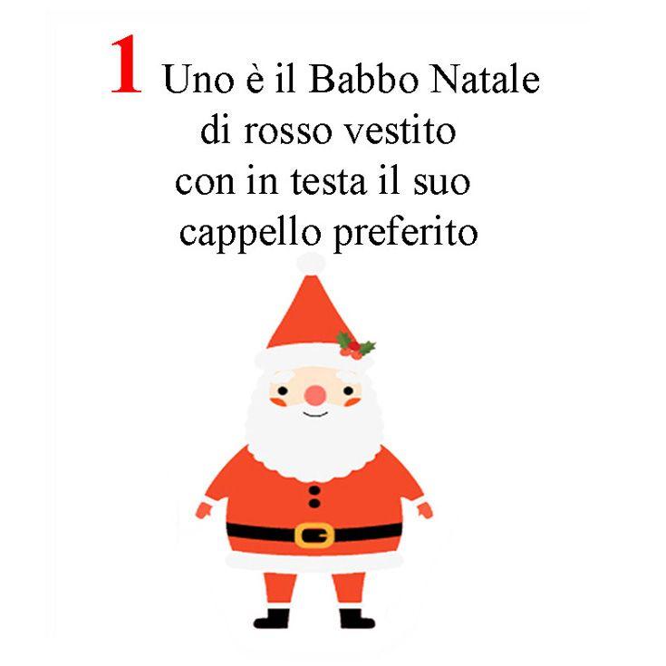 Filastrocca Di Babbo Natale.Rimastrocca Di Babbo Natale Continua Natale Babbo Natale Filastrocche