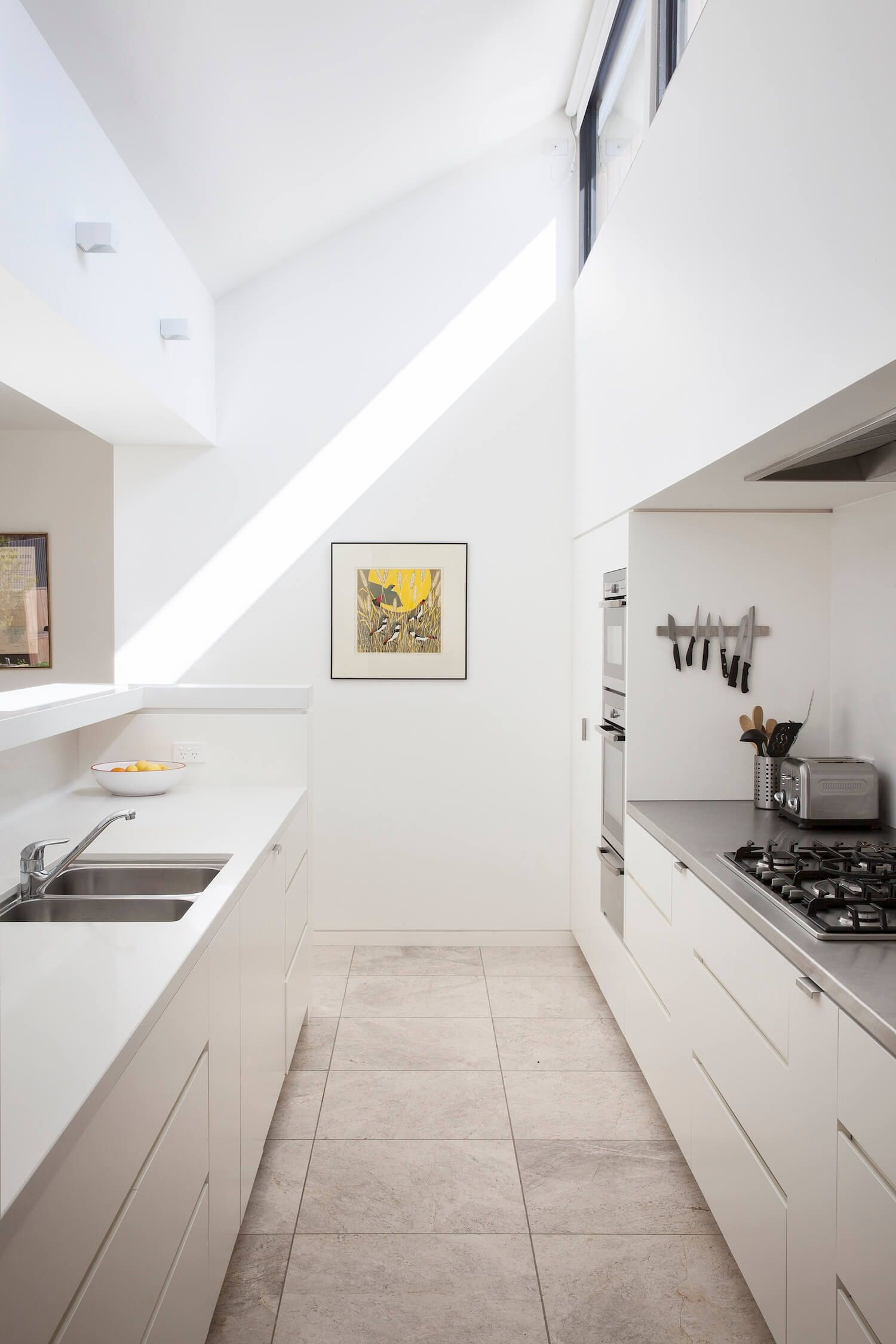 Kitchen | Humble House by Coy Yiontis Architects | Barwon Heads ...