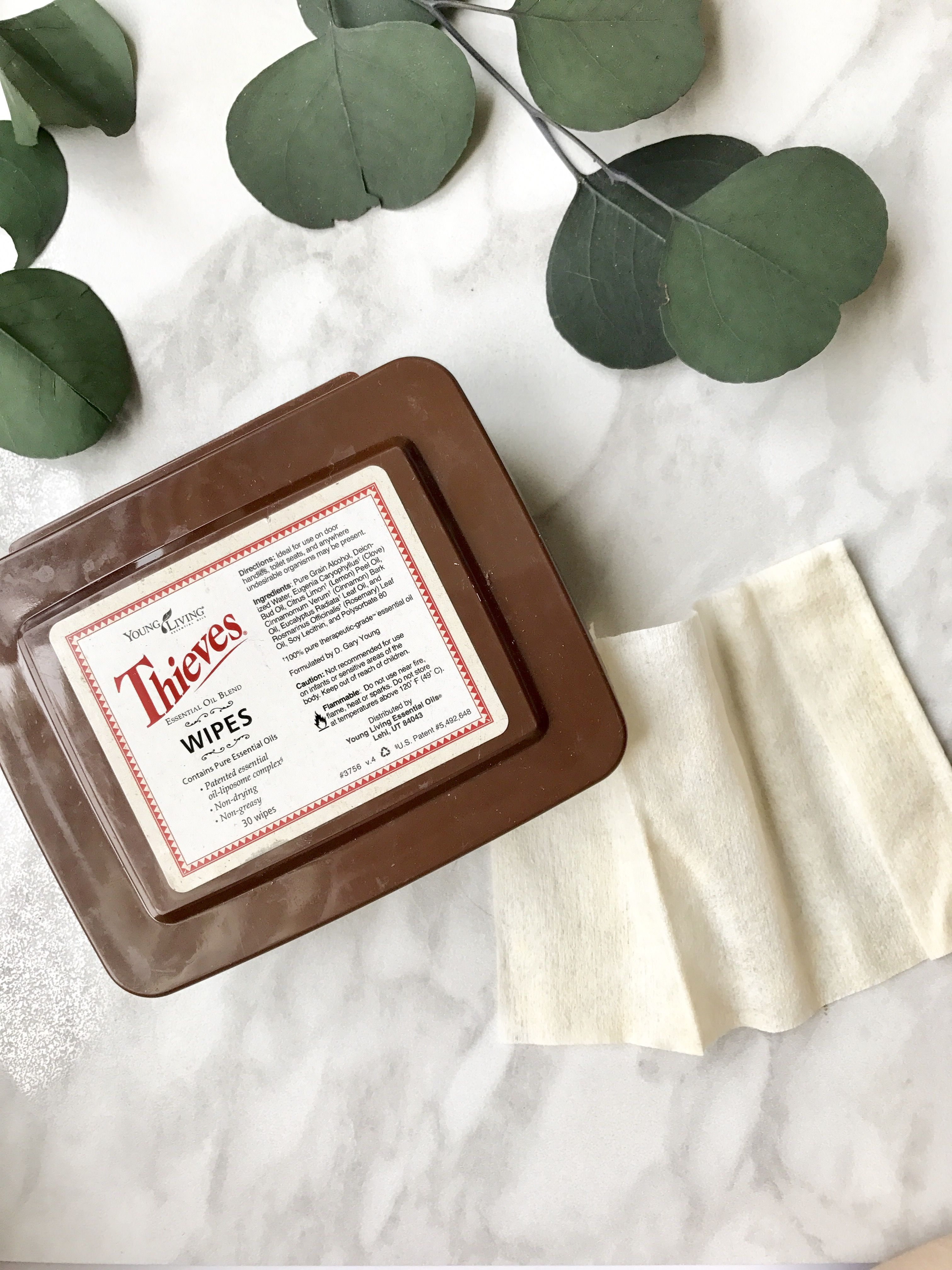 THIEVES WIPES 🌿 @younglivingeo | KITCHEN | Pinterest