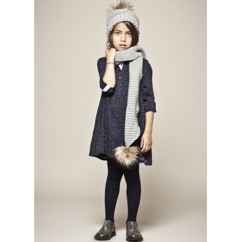 Robe a la mode pour petite fille