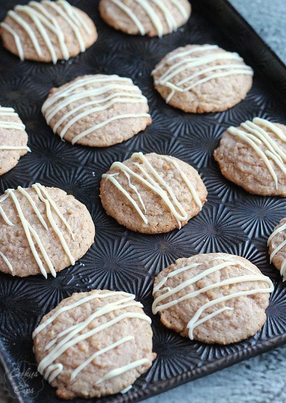 Cinnamon Toast Crunch Cookies