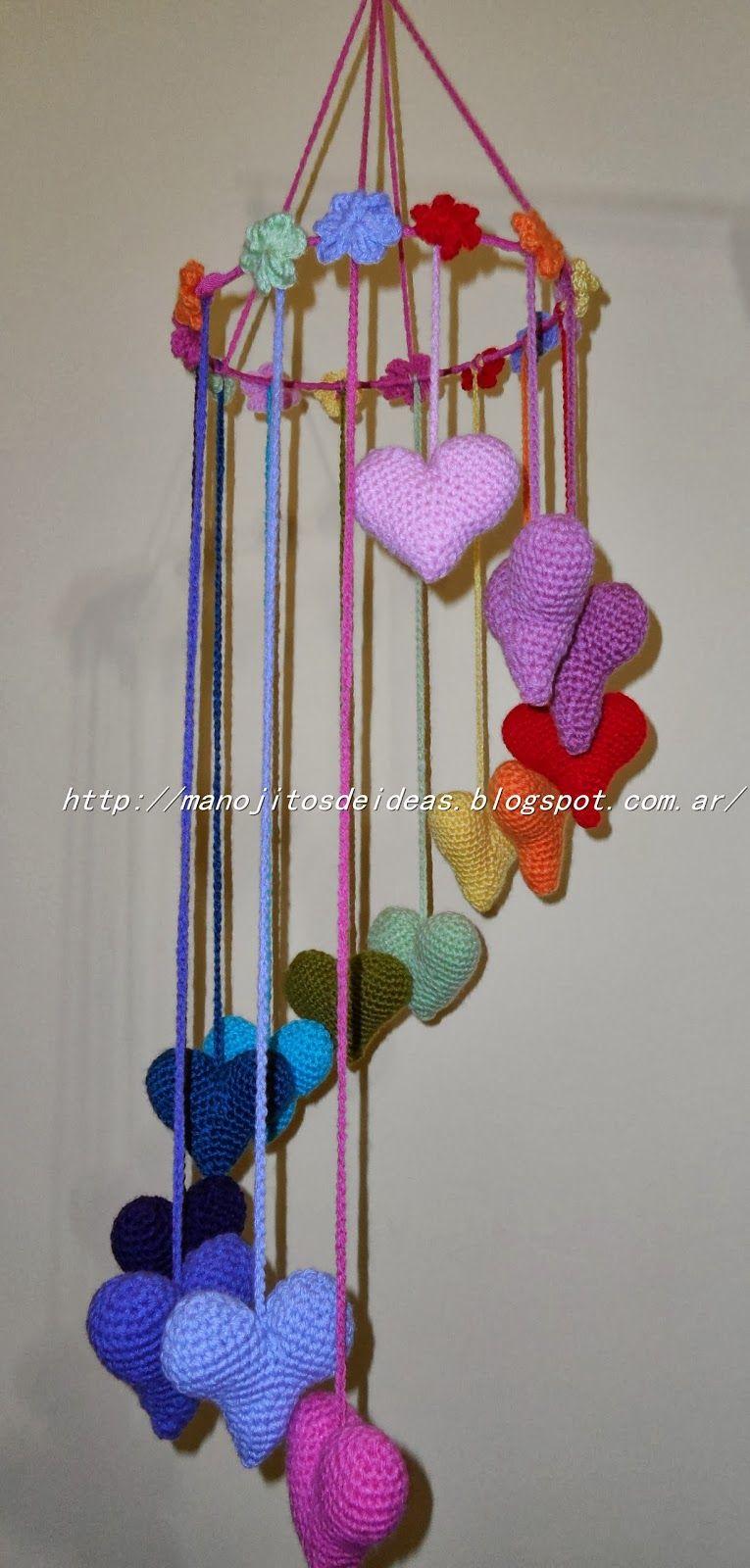 MANOJITOS DE IDEAS: Corazón,corazón...corazón de melón...