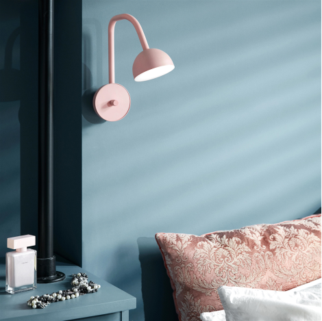 Blush wall lamp from Northern by Morten & Jonas #selfwatering