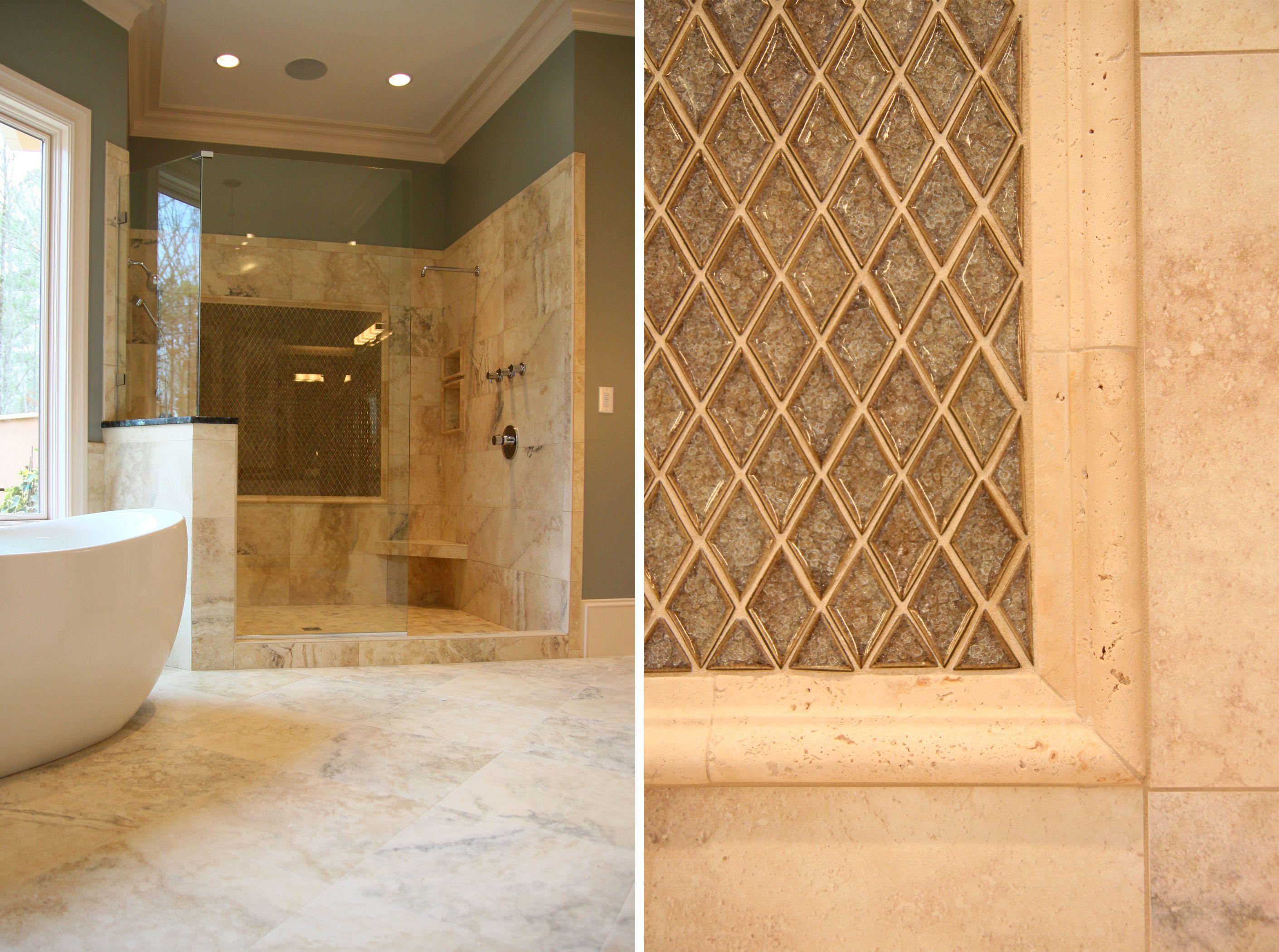 Bathroom Tubshower Tile Lines Blog Master Bathroom Tub And - Home depot bathroom tubs for bathroom decor ideas