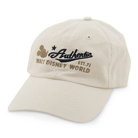 a8914954f29 Mickey Mouse Baseball Cap for Adults - Walt Disney World