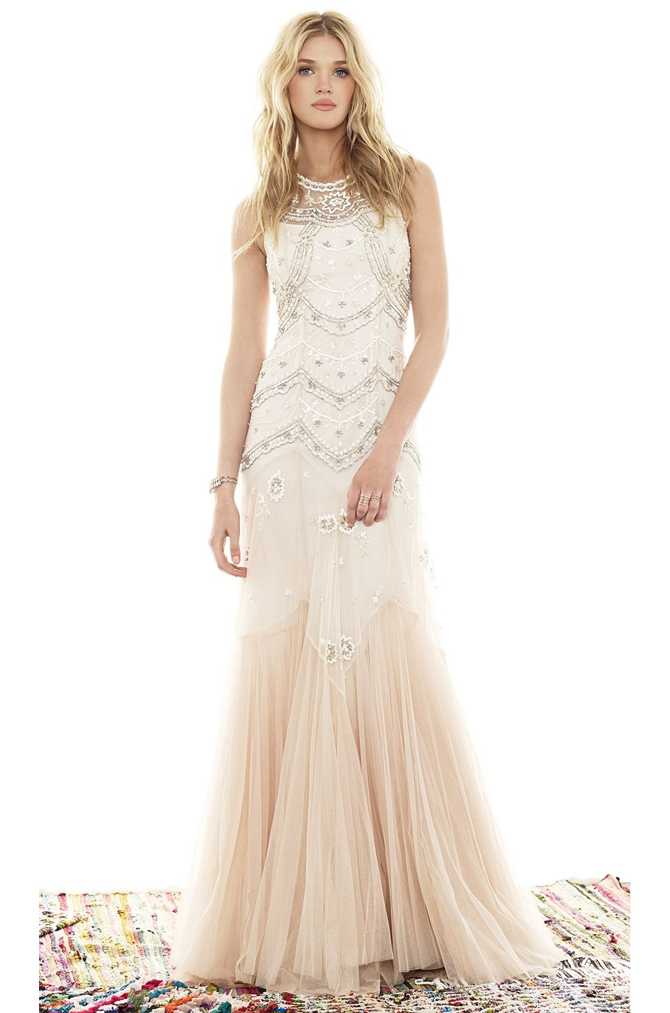 Revolve clothing wedding gown collection all the
