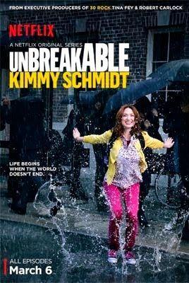 Cine Series: Unbreakable Kimmy Schmidt, el apocalipsis no llegó