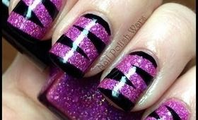 Animal Print Nail Art Design Video Long Nails Easy Polish Designs No Diy