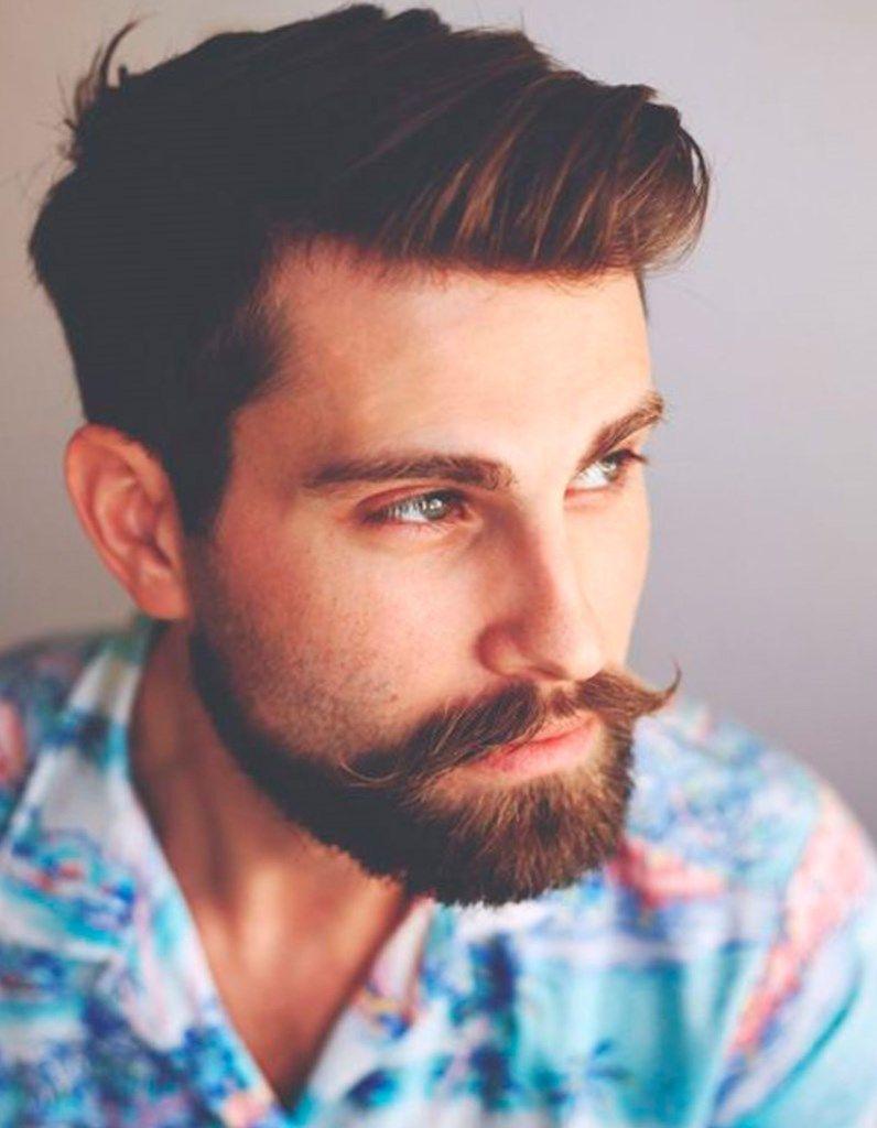 Coiffures pour Hommes Printemps Eté 2017 coiffure classique côtés ...