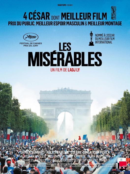 Les Miserables Streaming Vf Complet Hd Origine France Realisation Ladj Ly Duree 1h45 Acteur S Damien Bonnard Alexis Manen Tội Phạm Thanh Phố Kham Pha