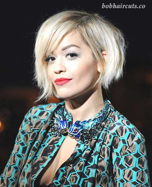 15 Best Short Funky Bob Hairstyles - 4 #ShortBobs