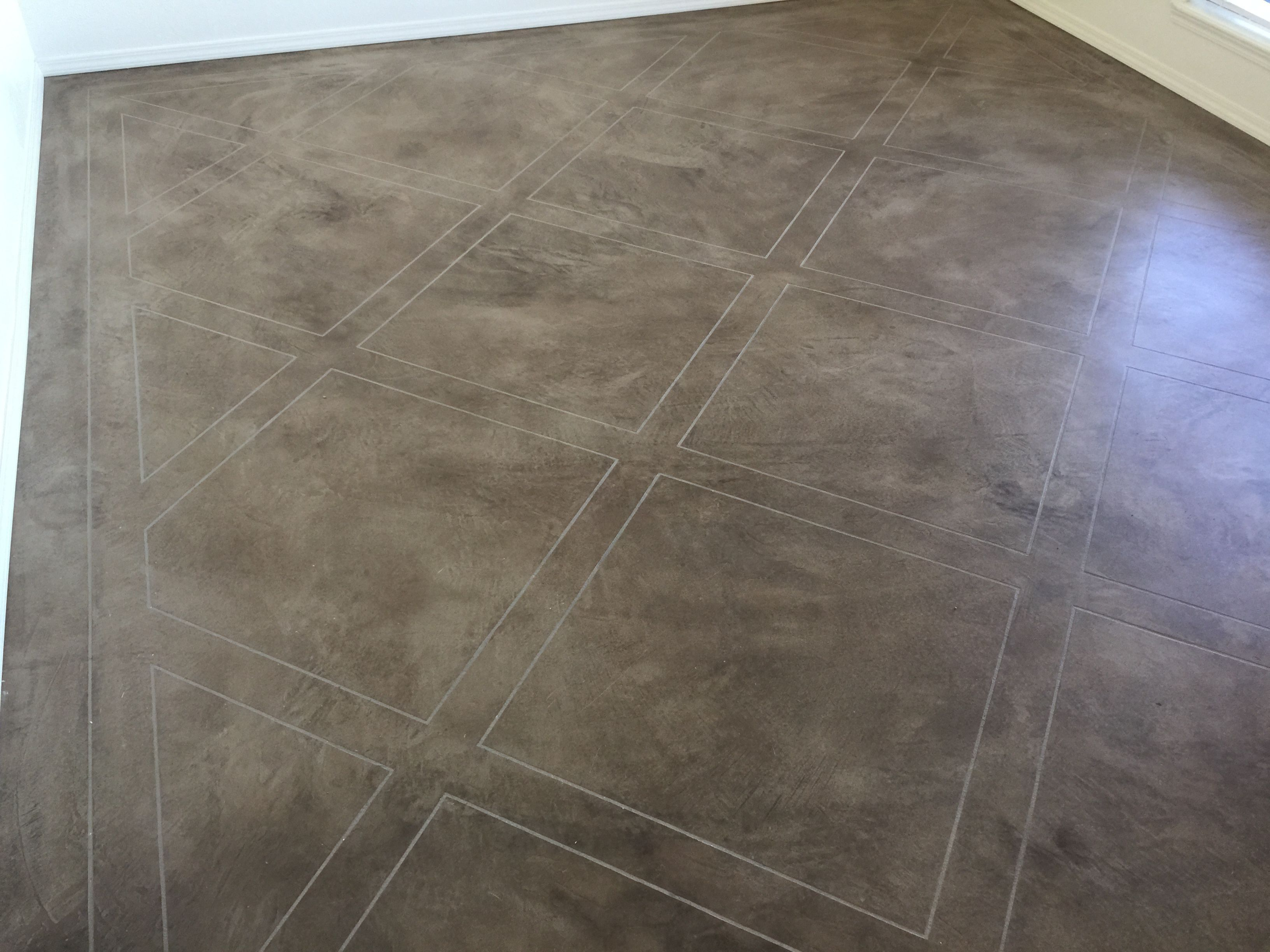 Image Result For Dark Gray Concrete Stain