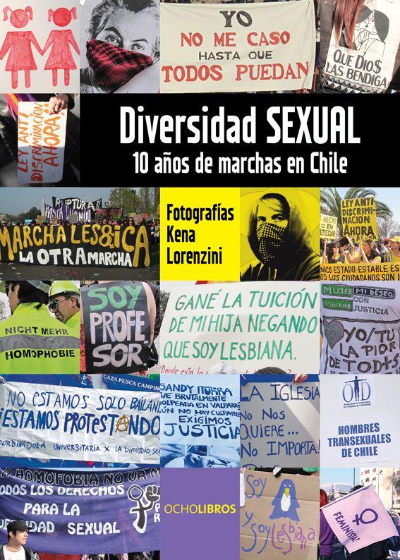 Diversidad SEXUAL  #ocholibros #book #photography