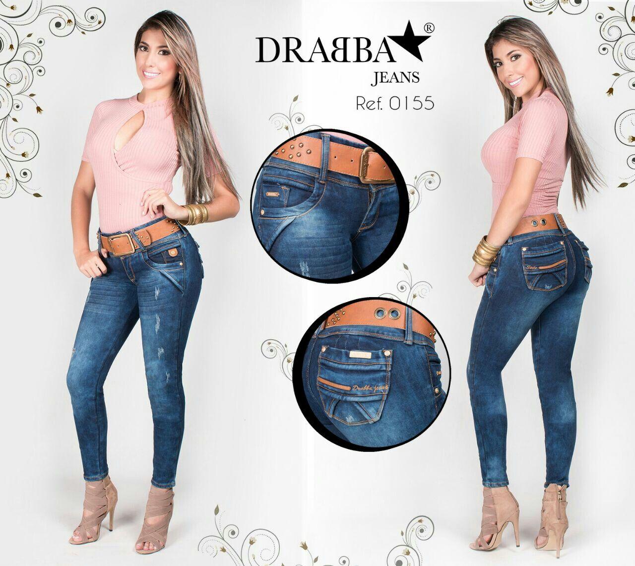 Lo Mas Nuevo En Jeans Colombiano Original Levanta Cola Marca Drabba Entregamos A Domicilio A Cualquier Ciudad De Mexico Sol Jeans Colombianos Jeans Pantalones