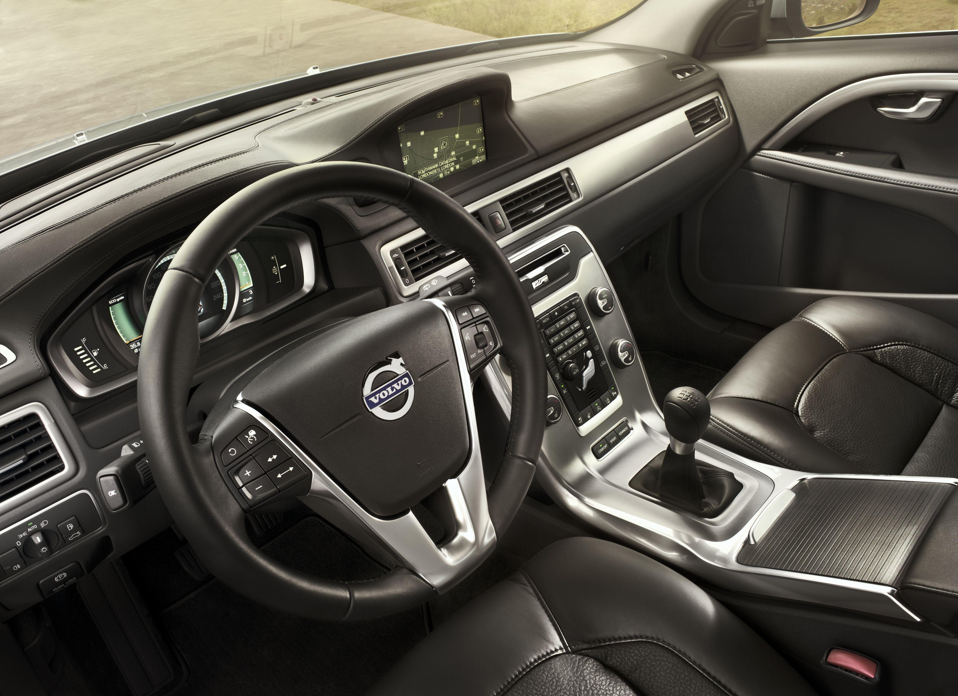 Volvo v70 interieur
