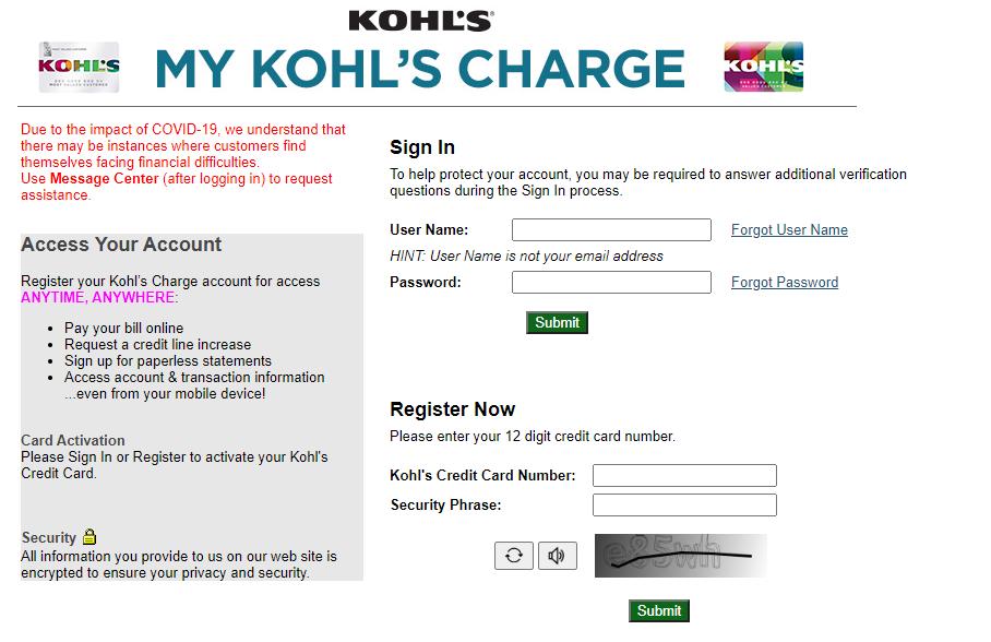 Credit Kohls Com Guide To Activate Kohl S Charge Card Understanding Kohls Cards