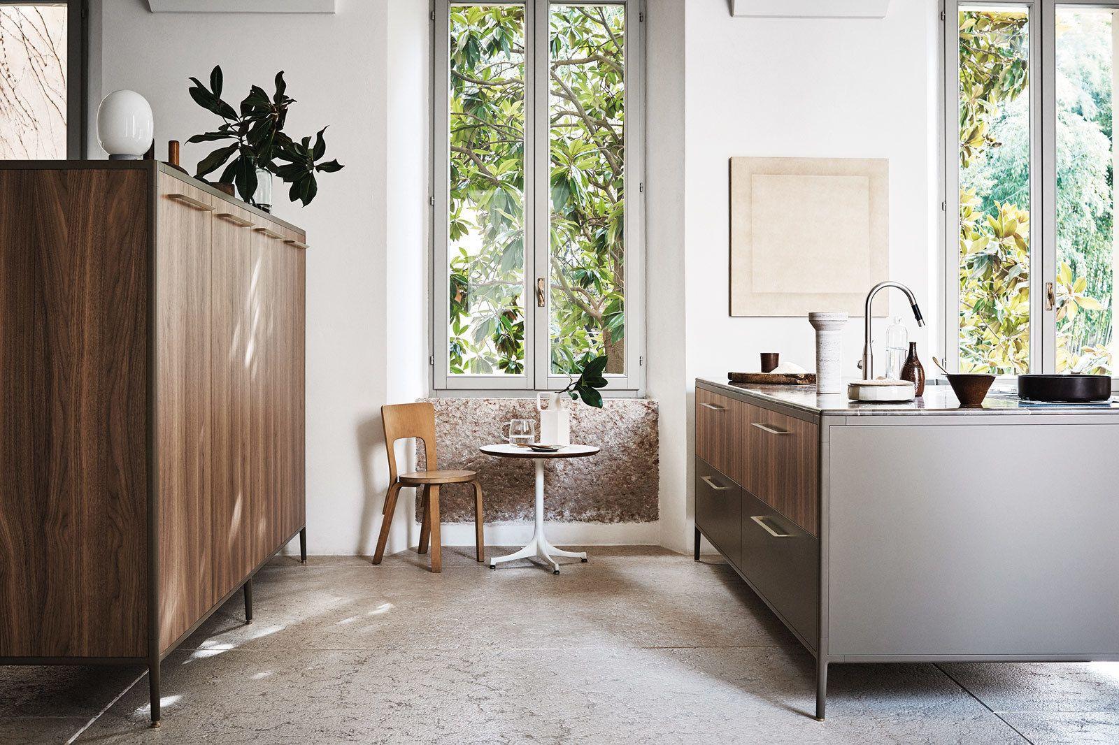 design studio garcia cumini on their cesar unit kitchen | food