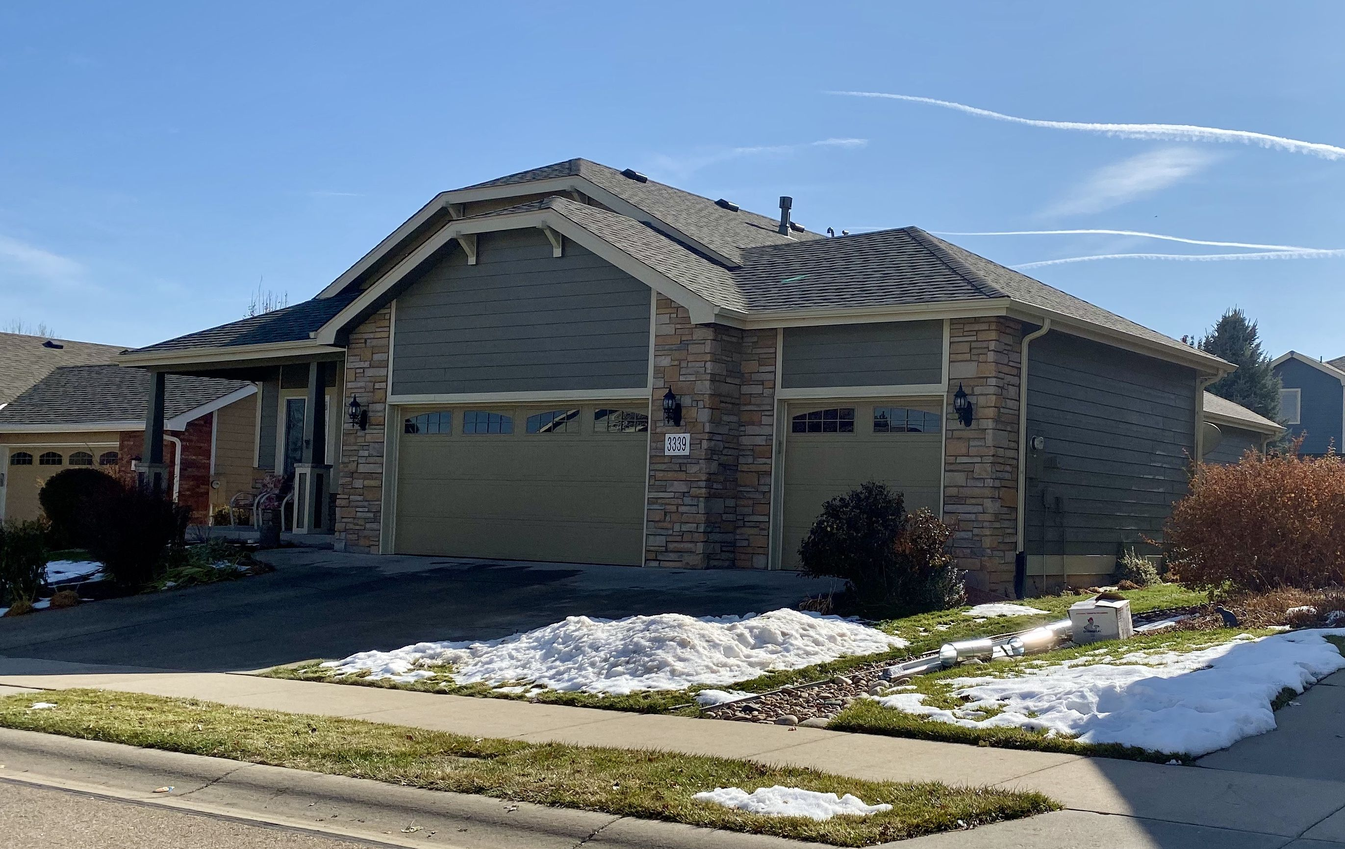 Best The Shingles That We Installed On This Home In Fort 640 x 480