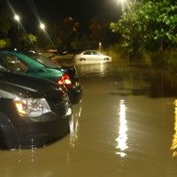 Terriable Flooding wreaking havoc on region in New York State  south of Syracuse