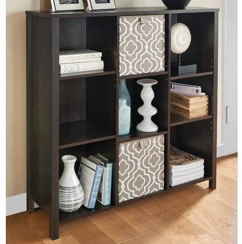 Handy Closet Maid Adjule 9 Cube Unit Bookcase Only 71 59 Us Decor Design Decoration