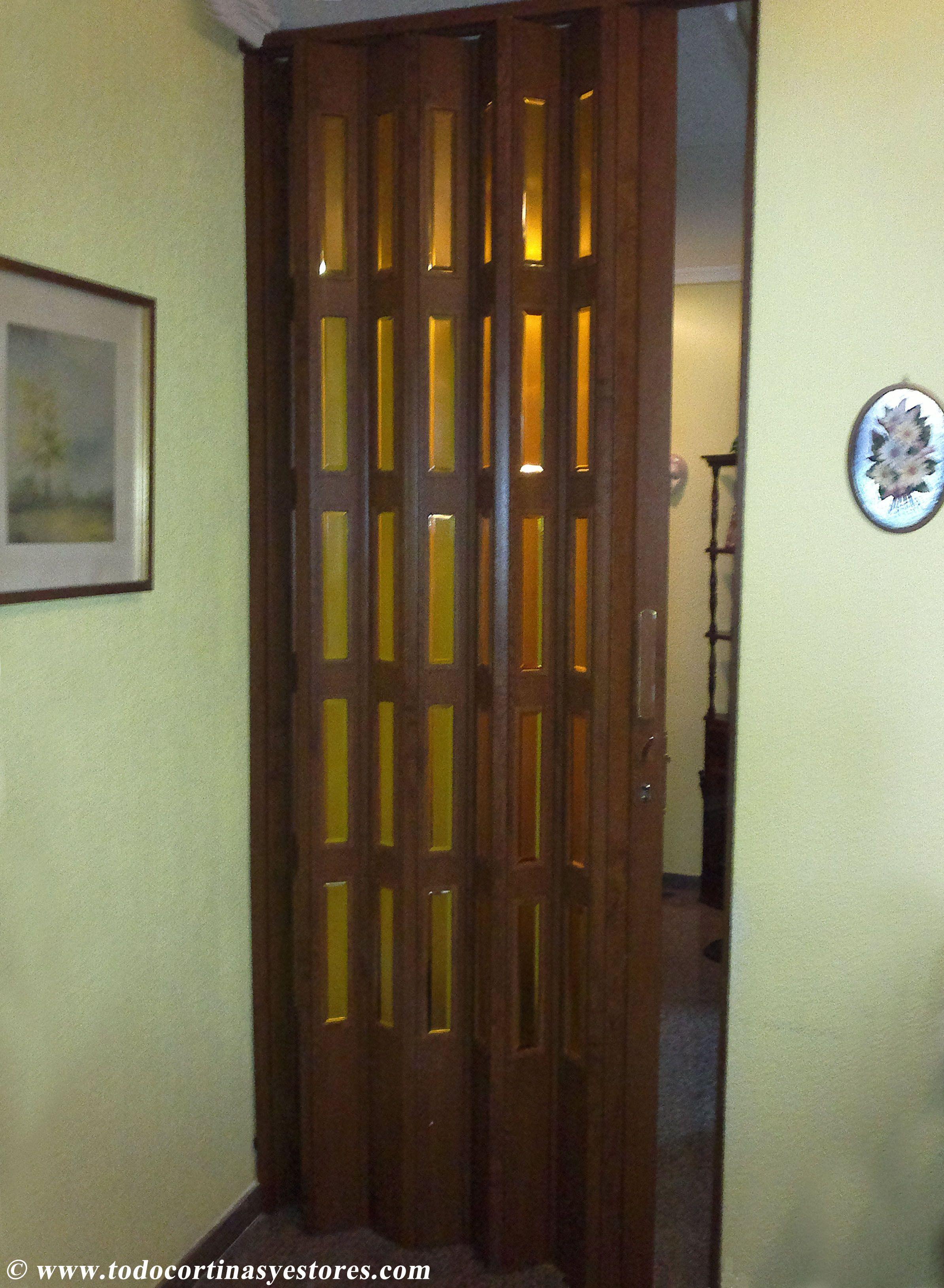 Puerta plegable de pvc puertas plegables de pvc pinterest for Puertas correderas sodimac