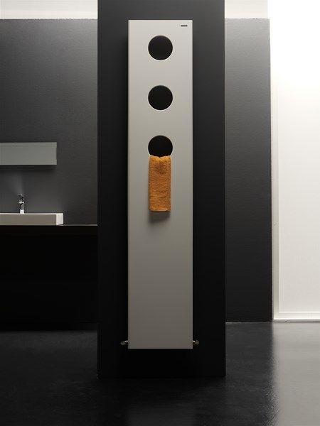 seche serviette design chauffage central - puissance - varela - puissance seche serviette salle de bain