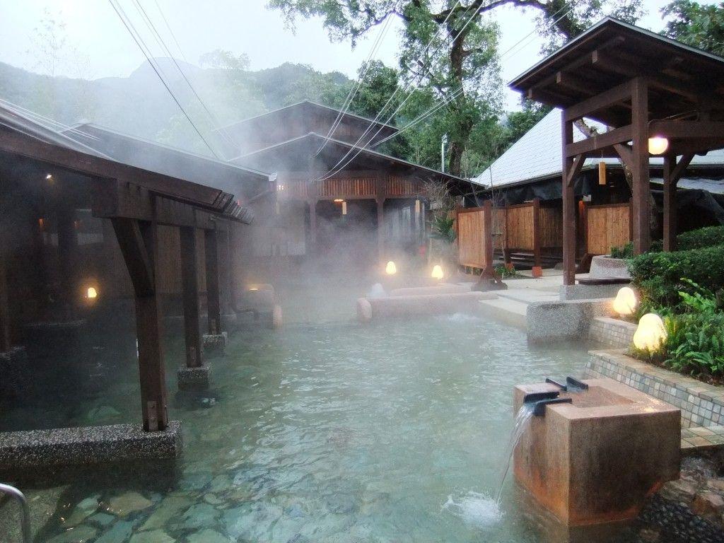 Taipeis Beitou Hot Springs - Adventures Around Asia