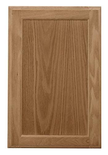 Pace 16 W X 22 H Oak Recessed Panel Cabinet Door 19 Menards