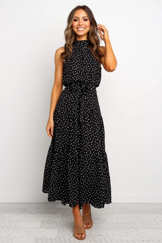 Adaline Dress - Black