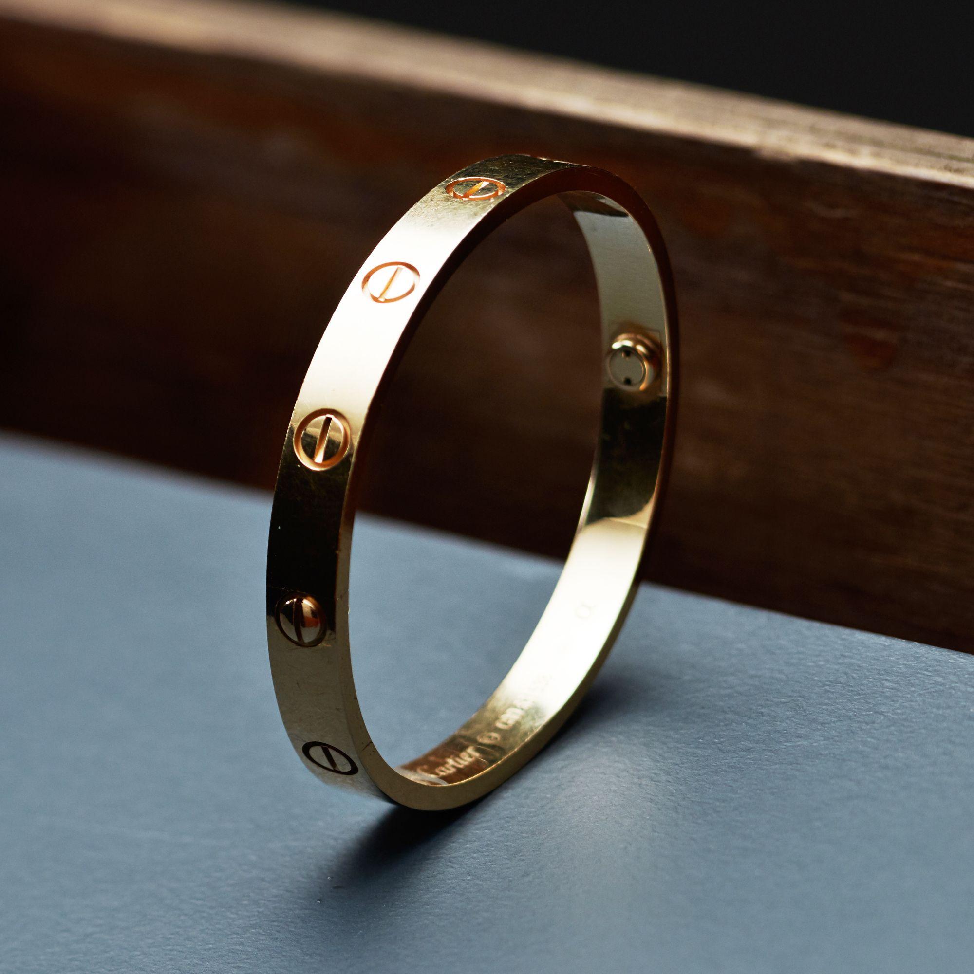 bc822599930 CARTIER Love Bracelet