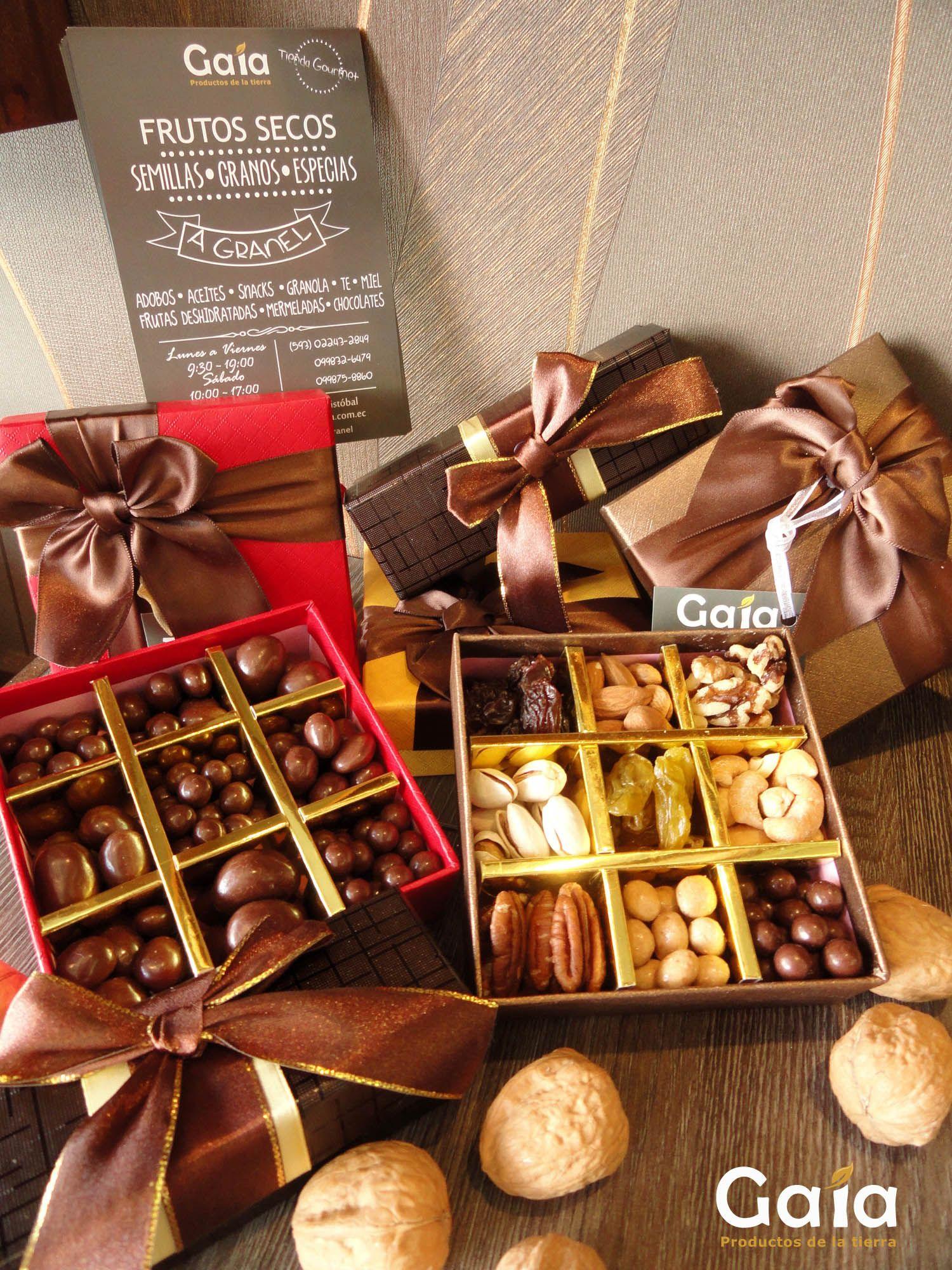 Detalles que enamoran rellena tu caja con los frutos - Detalles que enamoran ...