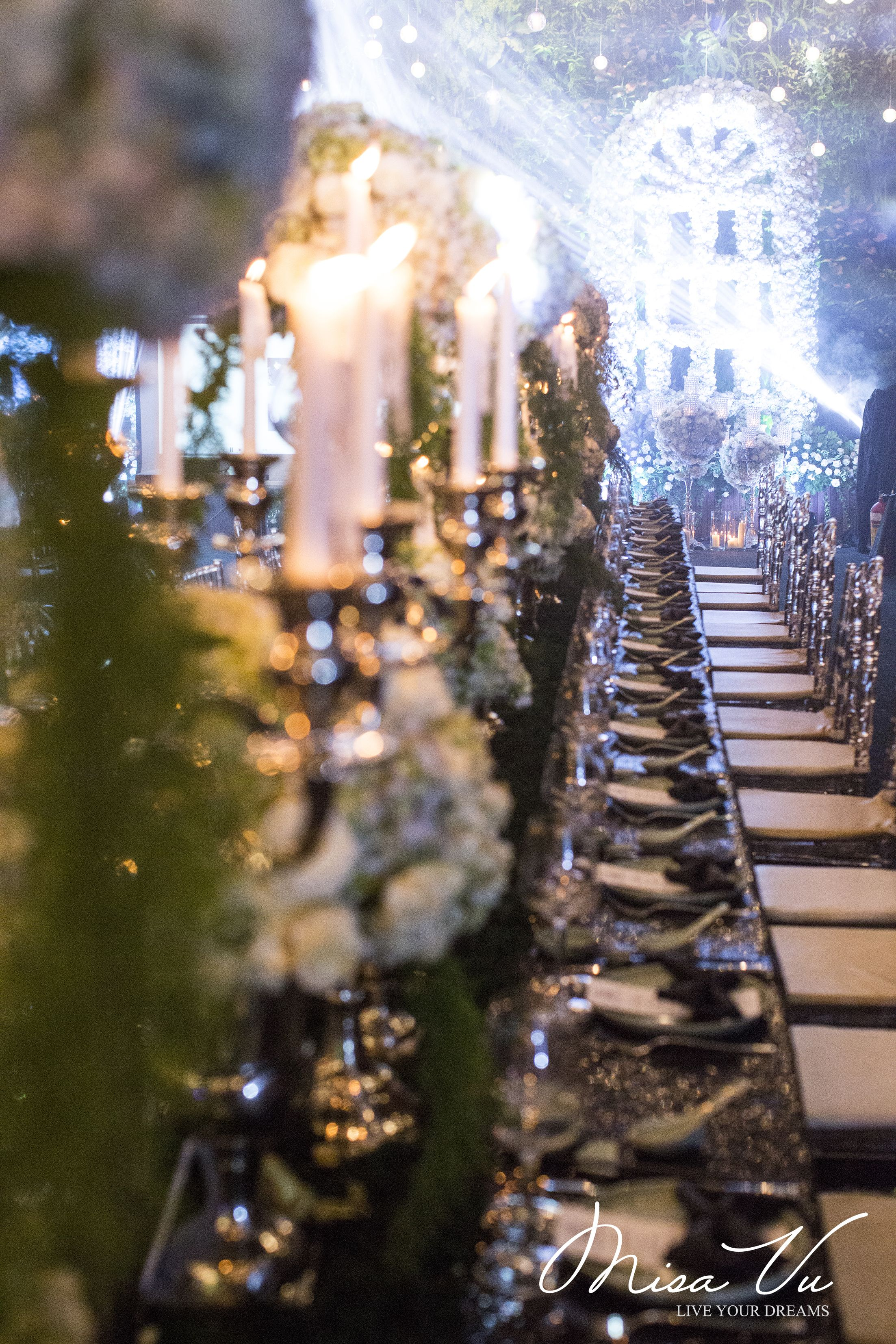 Wedding decorations luxury  V Concept by Misa Vu Luxury Events Hieu misavuluxuryevents MisaVu
