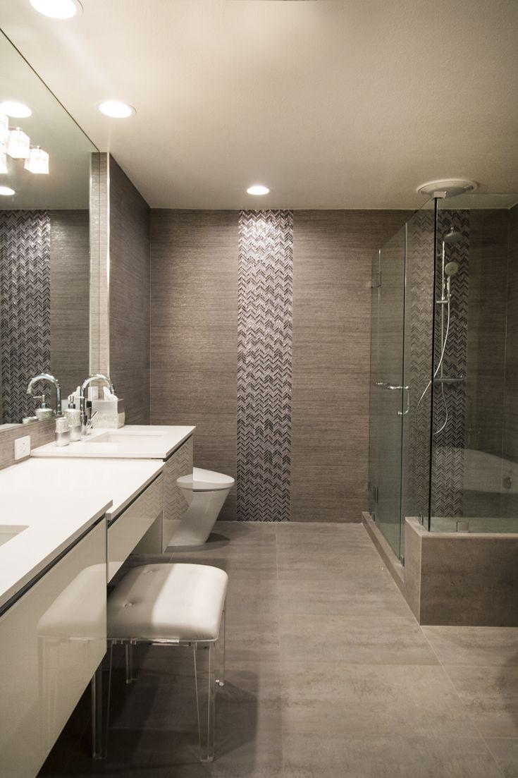 modern bathroom remodeling project porcelanosa tile