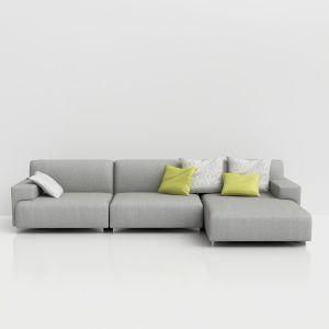 Revit Family Sectional Sofa | Family | Sofa, Sectional sofa ...