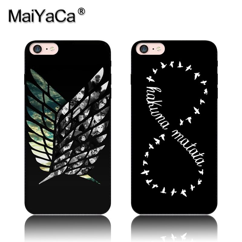 Attack On Titan Phone Cover For iPhone 6 Series | AOT Phone