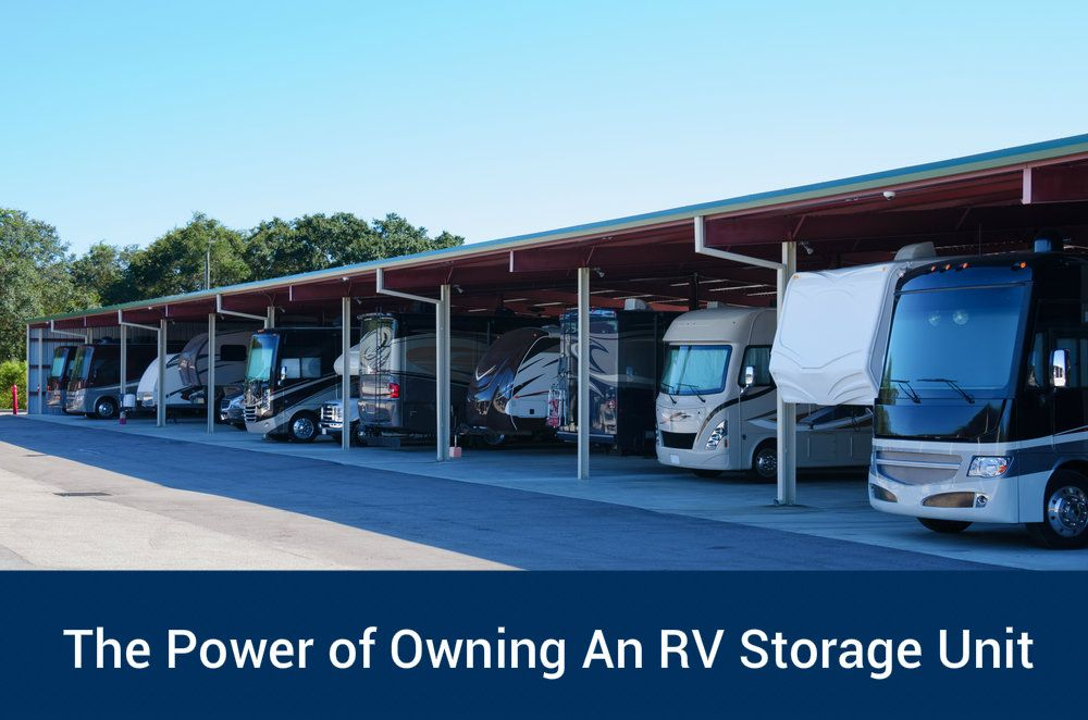 Owning an RV Storage Unit is beneficial in many ways! Here is the list of benefits and information you must know & The Power of Owning An RV Storage Unit -   Pinterest   Rv storage ...