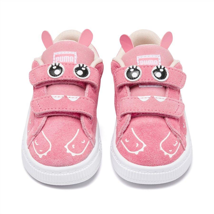 PUMA Baby Girl Suede Heart Kids? Sneaker