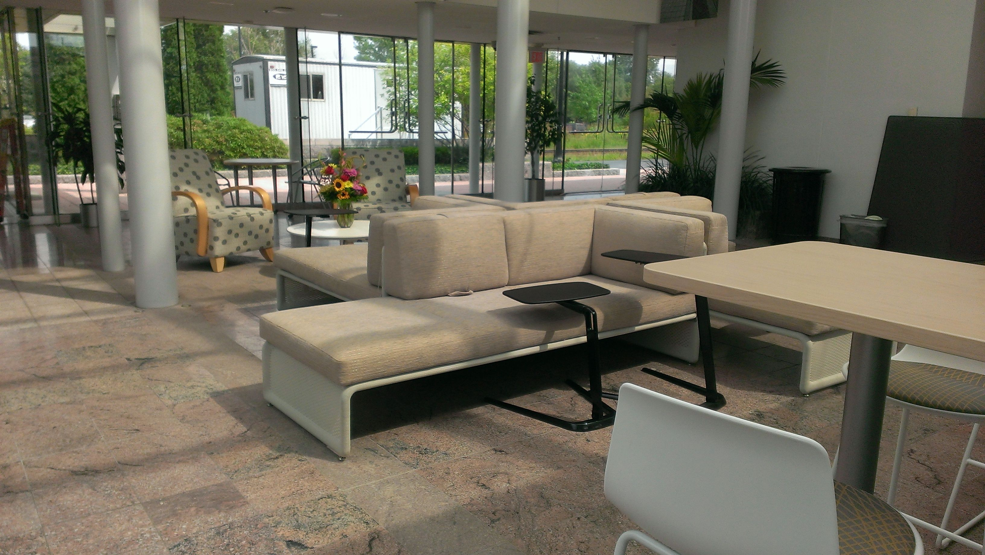 Lagunitas Chaise Lounge, Low Backs And Freestand Bring A Relaxed Setting  For One Or Two