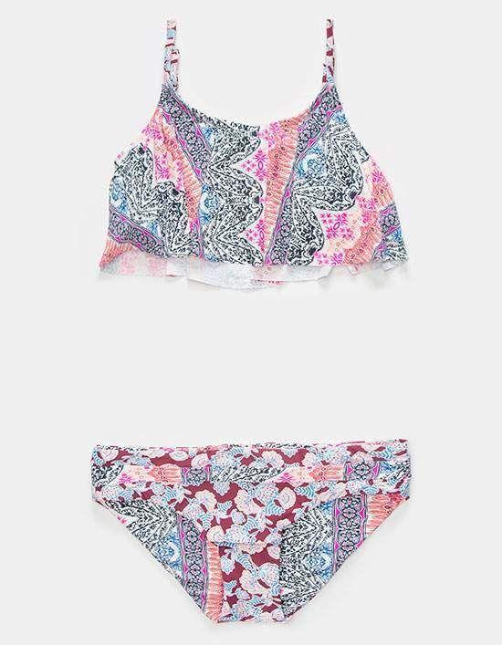 f02ebb5db707 O'Neill Cruz Girls Bikini Set | Products | Bikinis, Bikini set ...