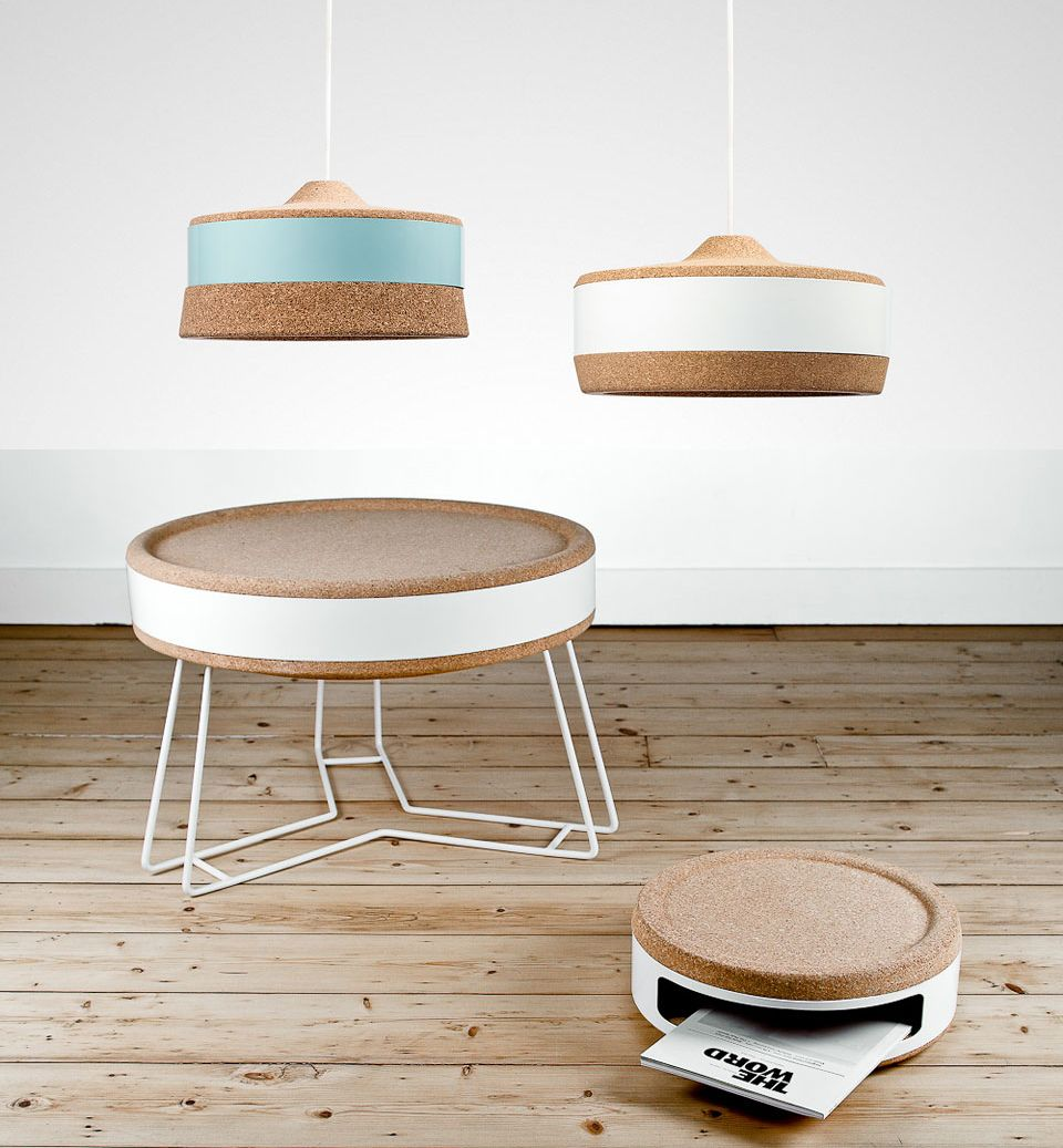 Lovely Designed By Belgian Studio TwoDesigners, This Collection Of Cork Based  Interiors Should Be Particularly Appealing Images