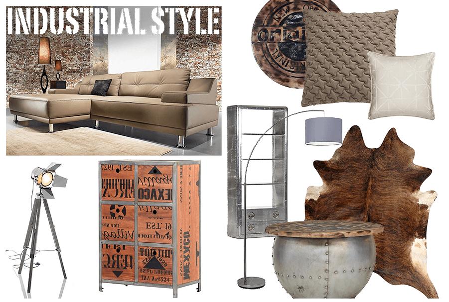 stehlampe industrial style : industrial style m?bel f?r ihr ... - Wohnzimmer Industrial Style
