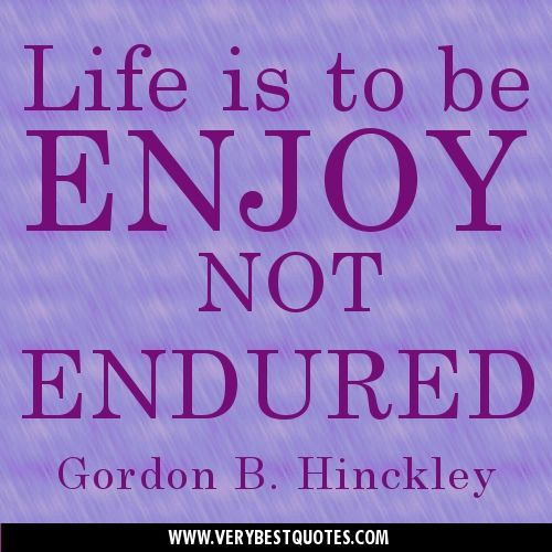 Google Image Result for http://www.verybestquotes.com/wp-content/uploads/2012/07/%25E2%2580%259CLife-is-to-be-enjoyed-not-endured%25E2%2580%259D-%25E2%2580%2595-Gordon-B.-Hinckley.jpg