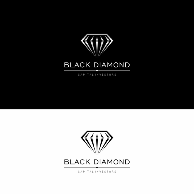 Design A Sleek Logo For Black Diamond A Company Founded By Harvard Students By Ashwrohijal Black Diamond Logo Jewelry Logo Design Initials Logo Design