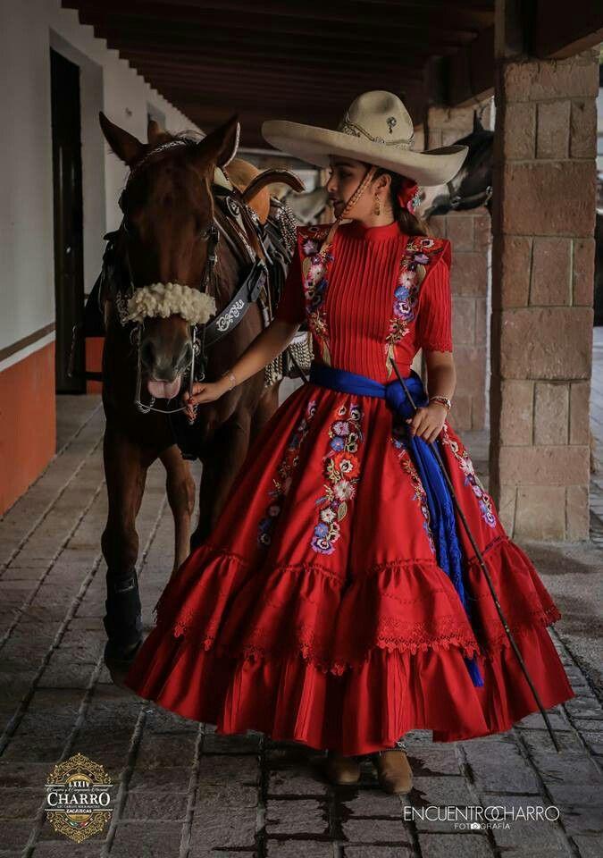 Pin de Suji Cha en Mexico en 2019 | Vestidos mexicanos ...