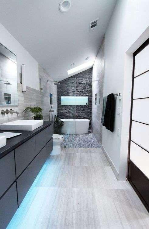 Bagni da sogno - Bagno con materiali innovativi | Casa miami ...
