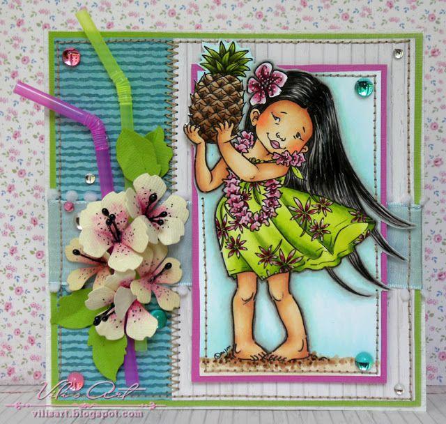 Vili's Art: Pina Colada