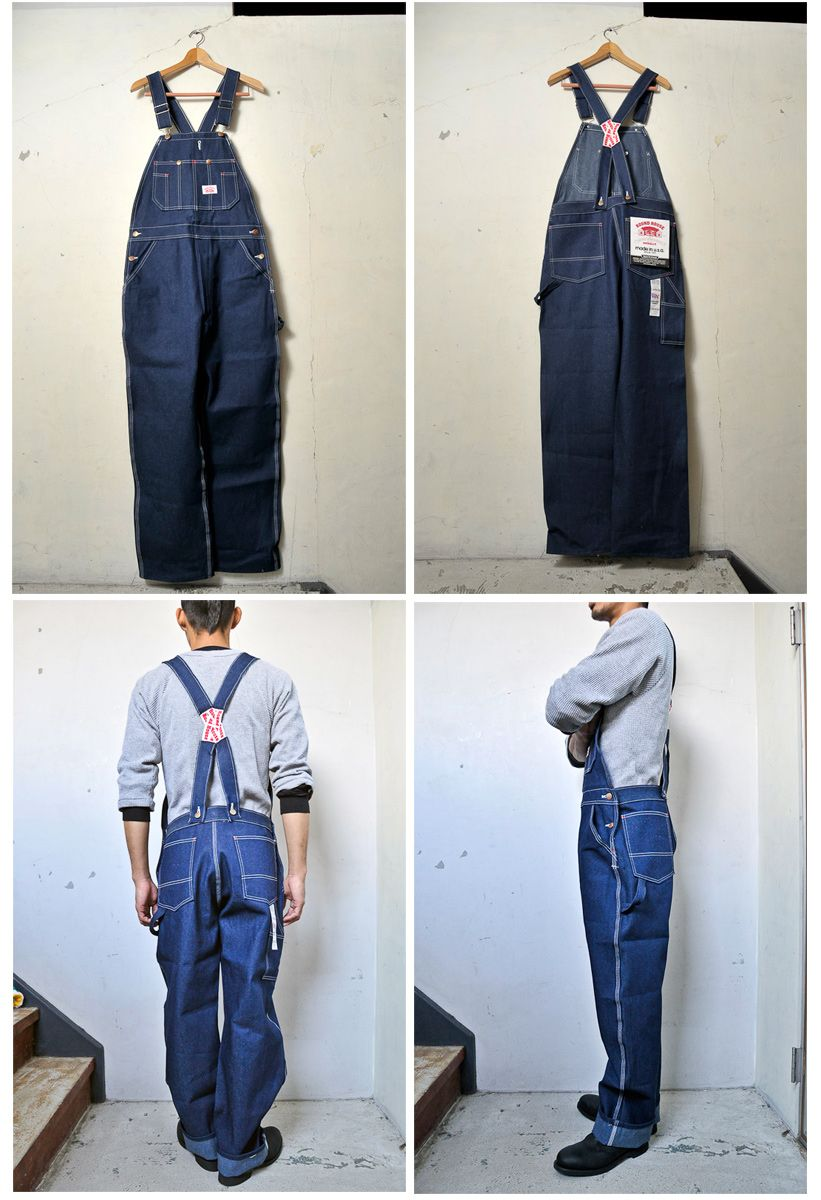 Small Of Round House Overalls
